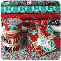 Link to Pre-Cuts including Quilting Squares and Jelly Rolls